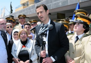 President Assad_Martyrs Day 2
