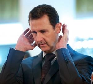 President al-Assad-Eid al-Fitr-prayer 2