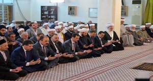 President al-Assad-Eid al-Fitr-prayer 3