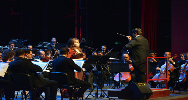 Arabic Music Festival opens at Damascus Opera House – Syrian