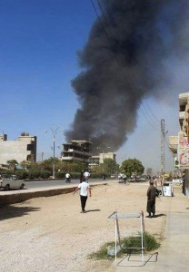 Qamishli Bombing 2