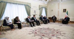 Rouhani - al-Moallem 2