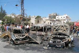 Car bomb_Lattakia 2