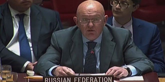 Nebenzya: Agreement on Idleb emphasizes fighting terrorism in Syria