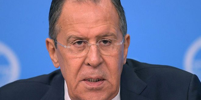 Lavrov: Idleb agreement aimed at eradicating terrorism in Syria