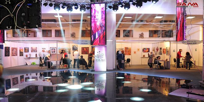 Media Expo Syria kicks off at Fairgrounds