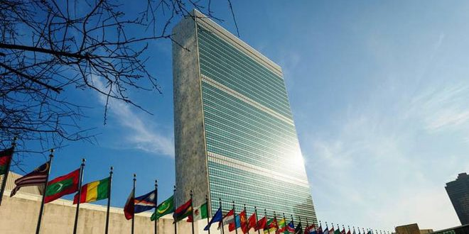 Syria elected as President of Asia- Pacific Ocean group at UN for November