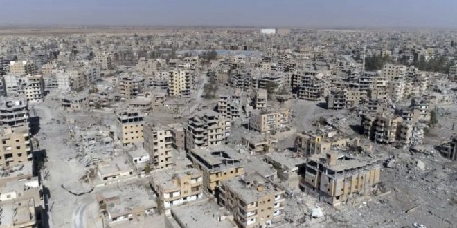 Amnesty International: US-led coalition's rejection to admit killing civilians in Raqqa terrible