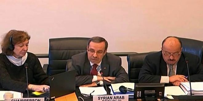 Ala: The Syrian government is the side which cares the most about its citizens