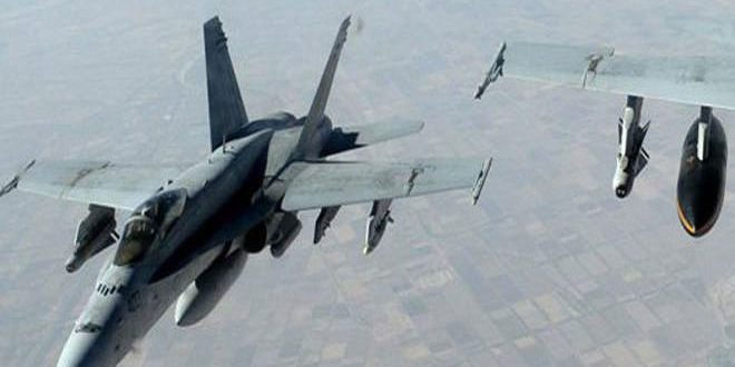 20 civilians, kids included, martyred in US-led coalition airstrikes