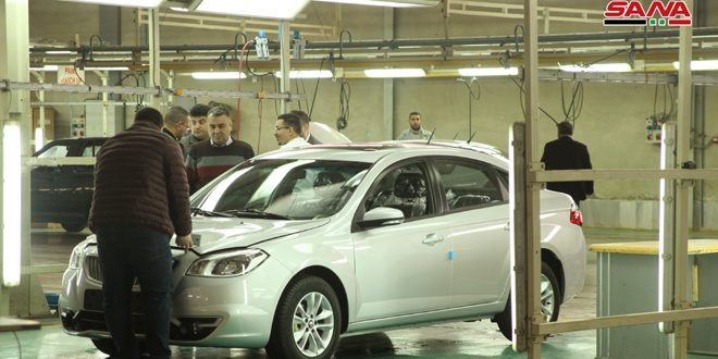 SIVECO Automobile launches new SAIPA H330 in Syrian markets