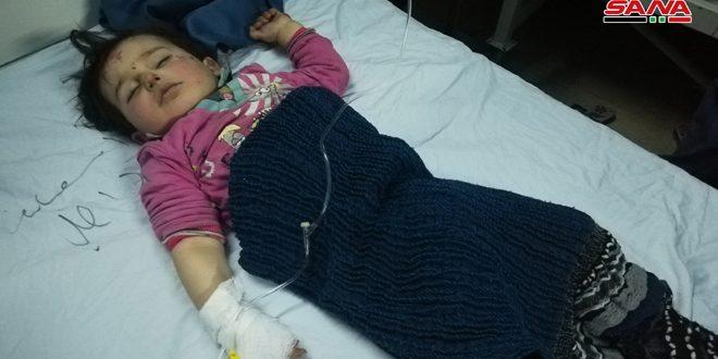 4 civilians injured due to terrorist rocket attack on Lattakia