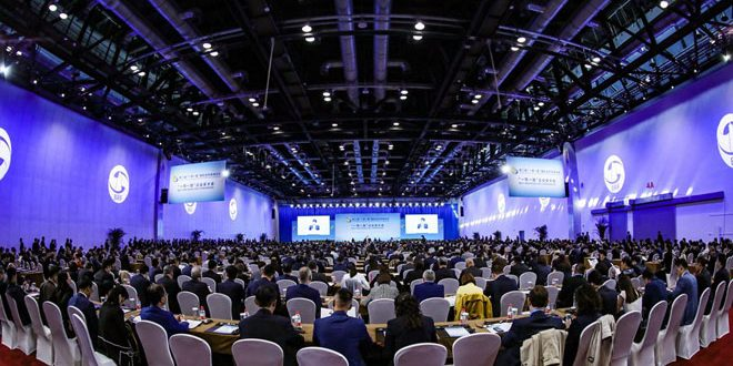 Syria participates in Belt and Road Forum, Beijing