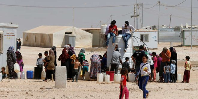 Nearly 10 persons die every day at Rukban and Houl camps suffering from deterioration of humanitarian situation