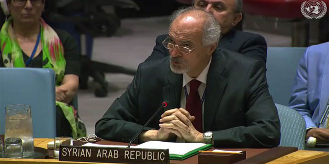 Al-Jaafari: Liberating Golan from the Israeli occupation is priority