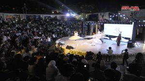 """Cham Gathers Us"" Festival kicked off in Damascus"