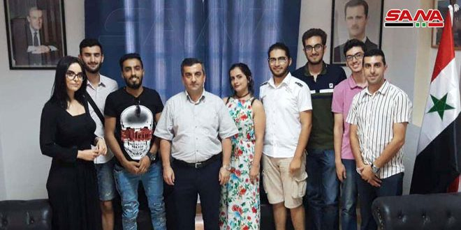 Syrian Students in Cuba renews support to their homeland