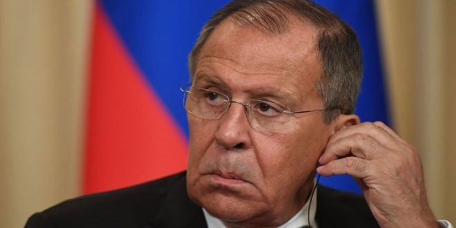 Lavrov, Guterres discuss settlement in Syria