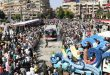Cotton Festival resumes activities in Aleppo again