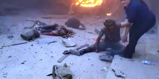 Turkish warplanes commit new massacre in Ras al-Ayn