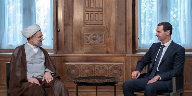President al-Assad: Adherence to firm principles is the most important strength factor in the fight against terrorism