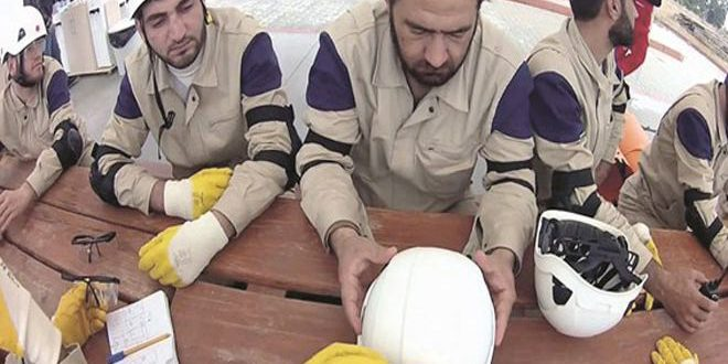 """More evidences on its crimes in Syria, """"White Helmets"""" involved in organ trafficking"""