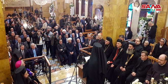 Armenian Catholic Cathedral of Our Mother of Reliefs reopened in Aleppo