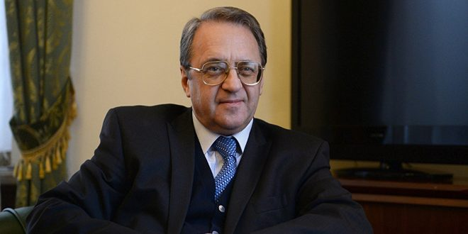 Bogdanov: Astana next meeting to discuss what is really happening on ground