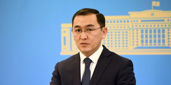 Kazakhstan: All sides to the Astana process on Syria will participate in 14th round