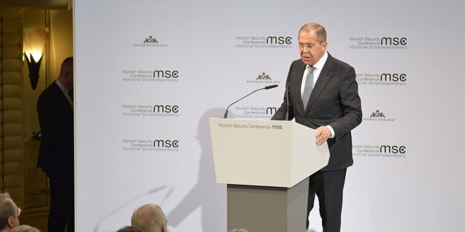 Lavrov: Triumph over terrorism in Idleb is inevitable