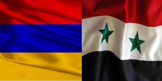 Armenia, Syria will sign agreement on air communication
