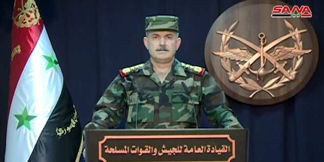 Army Command: Regaining control over many towns, villages and strategic hills in Idleb southern countryside- Video