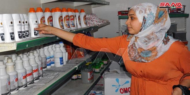 Providing More materials at Syrian Trade halls in Damascus countryside … the most important demands of the citizens