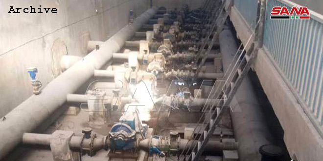 Thirst threatens about one million citizens in Hasaka due to cutting water by Turkish occupation