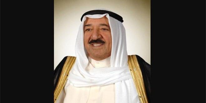 Kuwaiti Cabinet announces the appointment of Crown Prince Nawaf Al-Ahmad Al-Jaber Al-Sabah as Emir of the State of Kuwait
