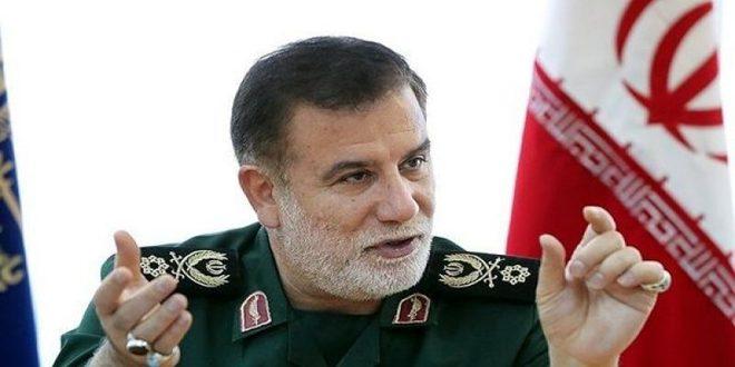 Iran's Islamic Revolutionary Guard Corps: US presence in Syria illegitimate