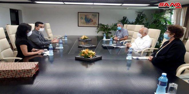 Syria, Cuba to enhance economic relations