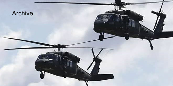 Backed by US helicopters, QSD militia kidnaps 5 civilians in Deir Ezzor countryside