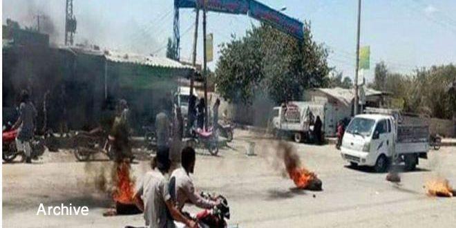 Four QSD militants killed in attacks in Hasakah, Deir Ezzor