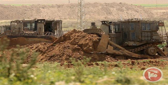 Occupation forces raze Palestinian lands in Bethlehem