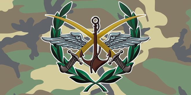 Three Syrian soldiers martyred, ten injured in terrorist attack on Deir Ezzor- Palmyra road