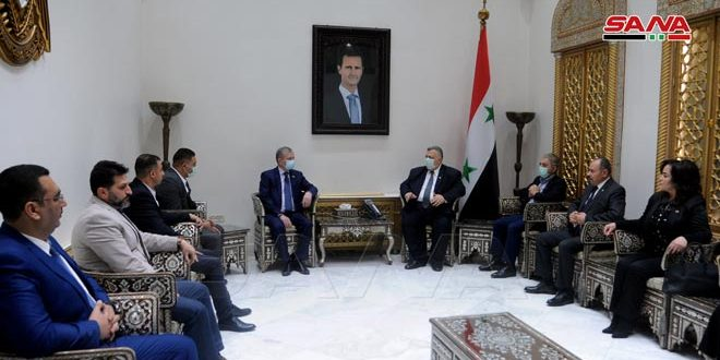 Sabbagh:  Syrian-Russian relations are deeply-rooted, strong