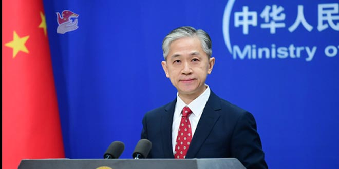 China calls for  respecting  Syria's sovereignty and territorial integrity