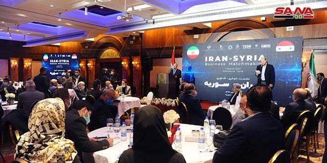 Syrian-Iranian forum to boost scientific, economic and technological cooperation