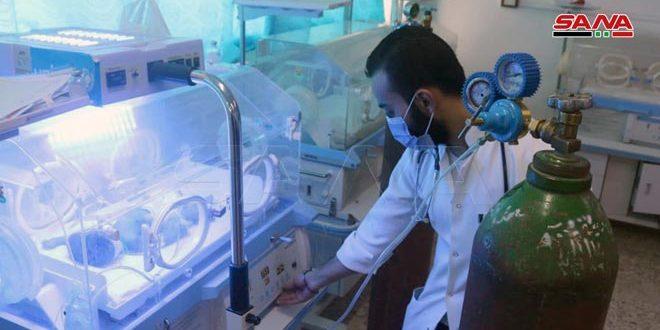 20 residents start work in Deir Ezzor hospitals