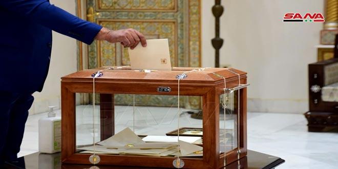 Several MPs offer their written support for their candidates to presidential elections
