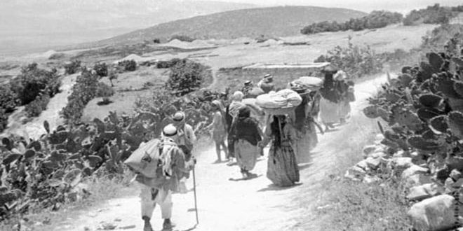 73 Years pass on the Nakba, the suffering of Palestinians continues