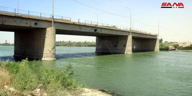 Turkish regime seizes large quantity of Syria's share in Euphrates river thumbnail