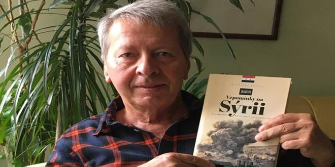 West bears essential part of responsibility for crisis in Syria, former Czech diplomat Belica says