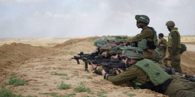 Israeli occupation forces target Palestinian farmers south of Gaza Strip